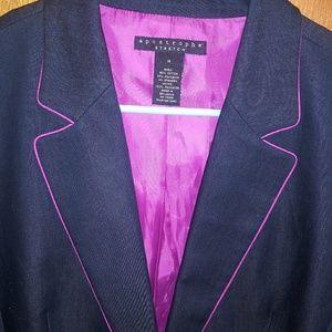 Apostrophe size 18 washable blazer